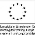 EU-flagga+Europeiska+jordbruksfonden+svartvit